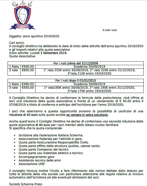 Federazione Italiana Scherma Calendario Gare.News A S D Societa Scherma Prato