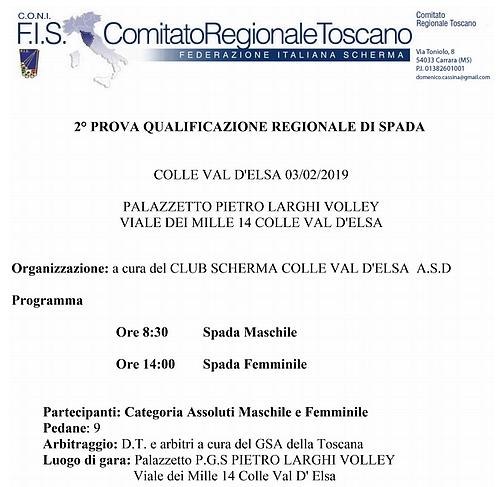 Federazione Italiana Scherma Calendario Gare.Gare A S D Societa Scherma Prato
